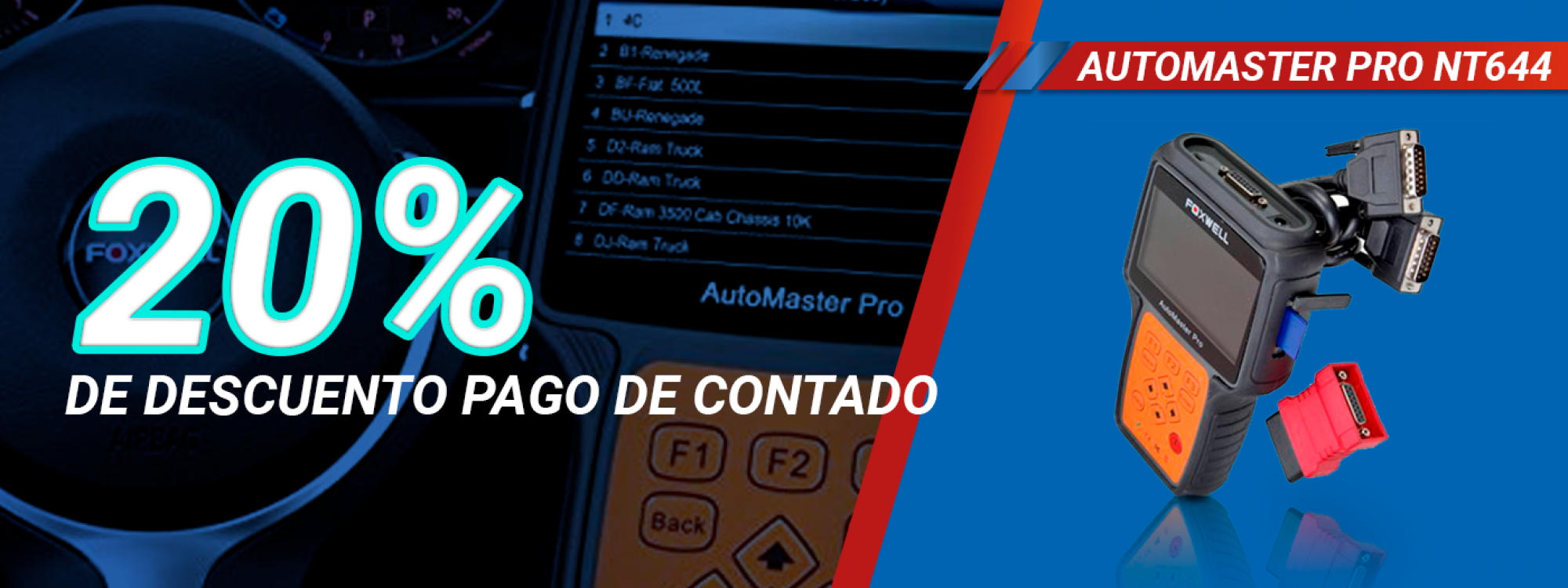 Automaster Pro NT644